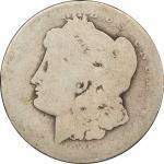 1885-CC Morgan Silver Dollar. Poor-1 (PCGS). CAC.