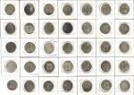 新疆省造光绪银元叁钱 优美