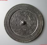 15-0625-5-156,规矩纹铜镜