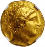 MACEDON. Kingdom of Macedon. Time of Philip II to Alexander III (the Great), ca. 340/36-328 B.C. AV