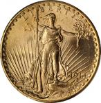 1914-S Saint-Gaudens Double Eagle. MS-64 (PCGS). CAC.