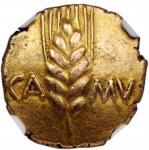 CELTIC BRITAIN. Trinovantes & Catuvellauni.Cunobelin, ca. A.D. 8-41. AV Stater (5.41 gms), Camulodo