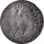 SCOTLAND. 60 Shillings, 1692 Year III. Edinburgh Mint. William & Mary. NGC VF-20.