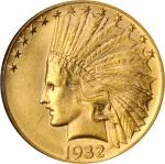1932 Indian Eagle. MS-61 (NGC).