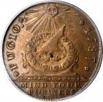 1787 (ca. 1860) Fugio Copper.