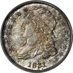 1831 Capped Bust Dime. JR-5. Rarity-1. MS-65 (PCGS). CAC.