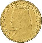 Ethiopie  Zauditu, 1916-1930.