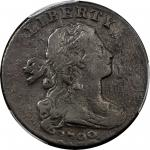 1799 Draped Bust Cent. S-189. Rarity-2+. Fine-12 (PCGS).