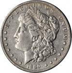 1889-CC Morgan Silver Dollar. VF-30 (PCGS).