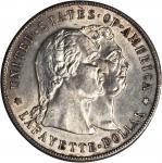 1900 Lafayette Silver Dollar. AU-55 (PCGS). OGH--First Generation.