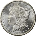 1885-CC GSA Morgan Silver Dollar. MS-65 (NGC).