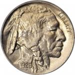 1926-D Buffalo Nickel. MS-65 (PCGS). OGH.