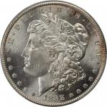 1888-S Morgan Silver Dollar. MS-66 (PCGS).