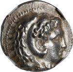 MACEDON. Kingdom of Macedon. Alexander III (the Great), 336-323 B.C. AR Tetradrachm, Babylon Mint, c