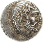 SELEUKID KINGDOM: Seleukos I Nikator, 312-281 BC, AR tetradrachm 4017。22g41, Seleukeia on the Tigris