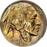 1925-S Buffalo Nickel. MS-65+ (NGC). CAC.