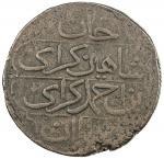 GIRAY KHANS: Shahin Giray, 1777-1783, AE kyrmis (63.42g), Baghcha-Saray, AH1191 year 5, A-2118, Ret-