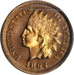 1894 Indian Cent. Proof-65 RD (PCGS).