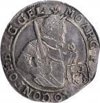 NETHERLANDS. Gelderland. Rijksdaalder, 1648. PCGS AU-50 Gold Shield.