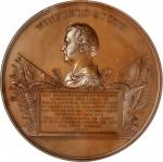 1847 (post-1850) Major General Winfield Scott / Mexican-American War Medal. By Charles Cushing Wrigh