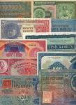 Czechoslovak National Bank, 50 Korun, 1929, serial number Pb 287653, SPECIMEN 50 Korun, serial numbe