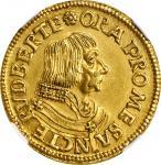 1513奥地利萨尔茨堡金币 NGC AU 58