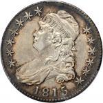 1815/2 Capped Bust Half Dollar. O-101a. Rarity-3. EF-45 (PCGS).