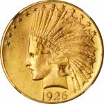 1926 Indian Eagle. MS-63 (NGC).