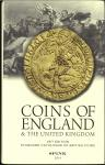 Book 書籍 Coins of ENGLAND & The United Kingdom 2014 返品不可 要下見 Sold as is No returns 極美品,Spink社 49版返品不可