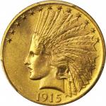 1915 Indian Eagle. MS-64 (PCGS).