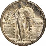 1923-S Standing Liberty Quarter. MS-67 FH (NGC). CAC.