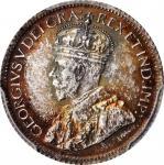 CANADA. 10 Cents, 1929. Ottawa Mint. PCGS SPECIMEN-67 Gold Shield.