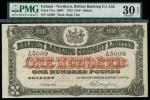 Belfast Banking Company Limited, Northern Ireland, 」100, Belfast, 3 May 1923, serial number A5009 (P