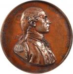 1779 (Circa 1860s) Captain John Paul Jones. U.S. Mint