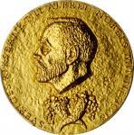"1974年瑞典诺贝尔化学与物理提名委员会金奖。 瑞典皇家造币厂。SWEDEN. Nobel Nominating Committee for Economics Gold Medal, ""Z9"" (1"
