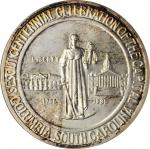 1936 Columbia, South Carolina Sesquicentennial. MS-66 (NGC). CAC. OH.