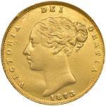 Foreign coins;INGHILTERRA Vittoria (1837-1901) Mezza Sterlina 1873 - AU (g 4.00) Da montatura. Ex Ka