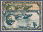 民国二十七年中国联合准备银行壹元蓝色、绿色各一枚
