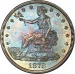 1878-S Trade Dollar. MS-66 (PCGS). CAC.