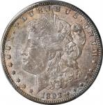1892-CC Morgan Silver Dollar. MS-62 (PCGS).