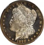 1899 Morgan Silver Dollar. Proof-68 (NGC).