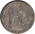 SWEDEN. Riksdaler, 1617. Gustav II Adolf (1611-32). NGC VF Details--Mount Removed.