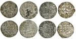 Sultans of Bengal, Ala al-Din Husain (AH 899-925; AD 1493-1519), Tankas, first victory types (4) (G