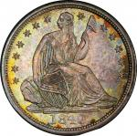 1840 Liberty Seated Half Dime. No Drapery. MS-67 (PCGS). CAC.