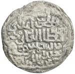 CHAGHATAYID KHANS: Dâshmand, 1346-1348, AR dinar (7.28g), Saray, AH748, A-2006, Zeno-75134 (same die