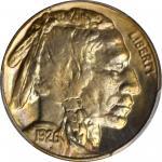 1926-S Buffalo Nickel. MS-64+ (PCGS). CAC.