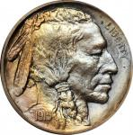 1915 Buffalo Nickel. Proof-66 (NGC).
