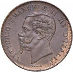 Savoy Coins;Vittorio Emanuele II (1861-1878) 5 Centesimi 1867 M - Nomisma 957 CU  - BB;20