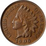 Lot of (4) Indian Cent Varieties. (ANACS).