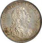 GREAT BRITAIN. Bank Dollar, 1804. London Mint. George III. PCGS MS-64 Gold Shield.